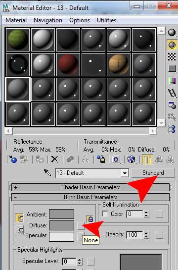 3d max - текстуры